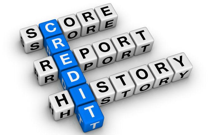 Bad credit loan credit report