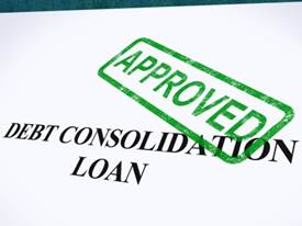 debt consolidation loans