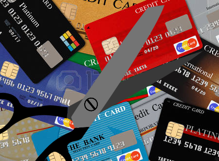 no to credit cards